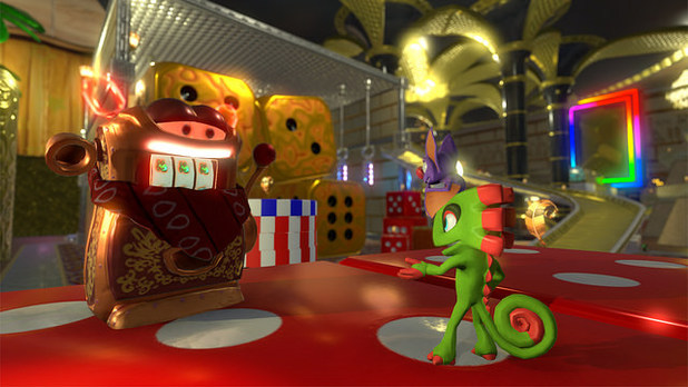 Yooka-Laylee Gets a 2017 Release Date