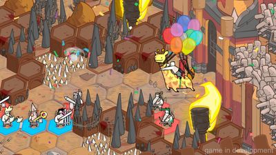 Pit People From Castle Crashers Devs Coming in January