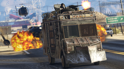 [Watch] The new GTA V Online update is the Fast and Furious game we've been waiting for
