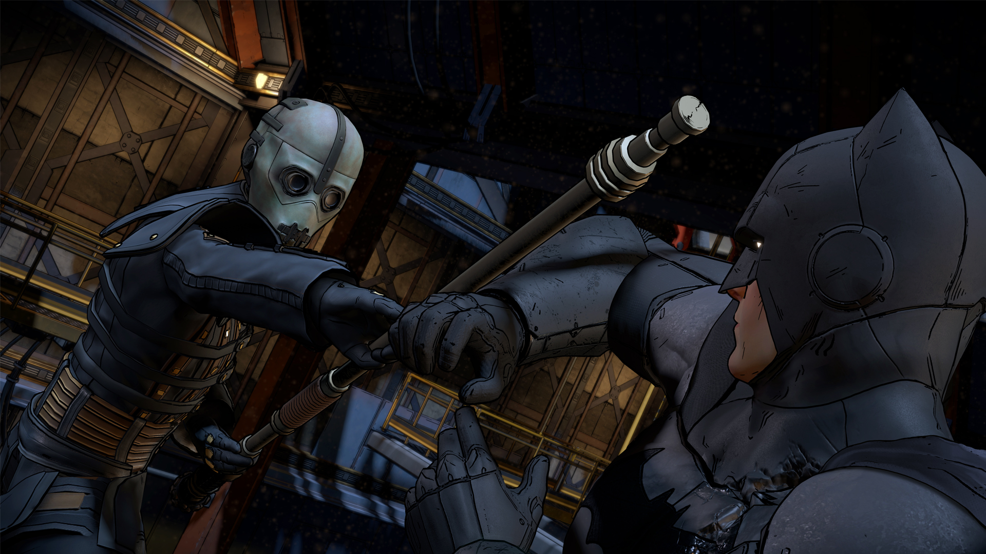 Review: Batman: A Telltale Series is a phenomenal Batman story plagued with technical issues and bugs