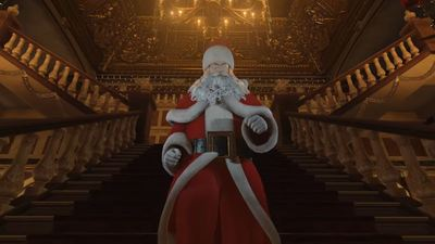 Hitman Guide: Where to find special holiday presents; Santa's full route in Holiday Hoarders