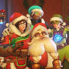 Check out all of Overwatch's Winter Wonderland 2016 Holiday Collection items