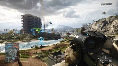 Battlefield 4 Gets UI Update to Compare to Battlefield 1