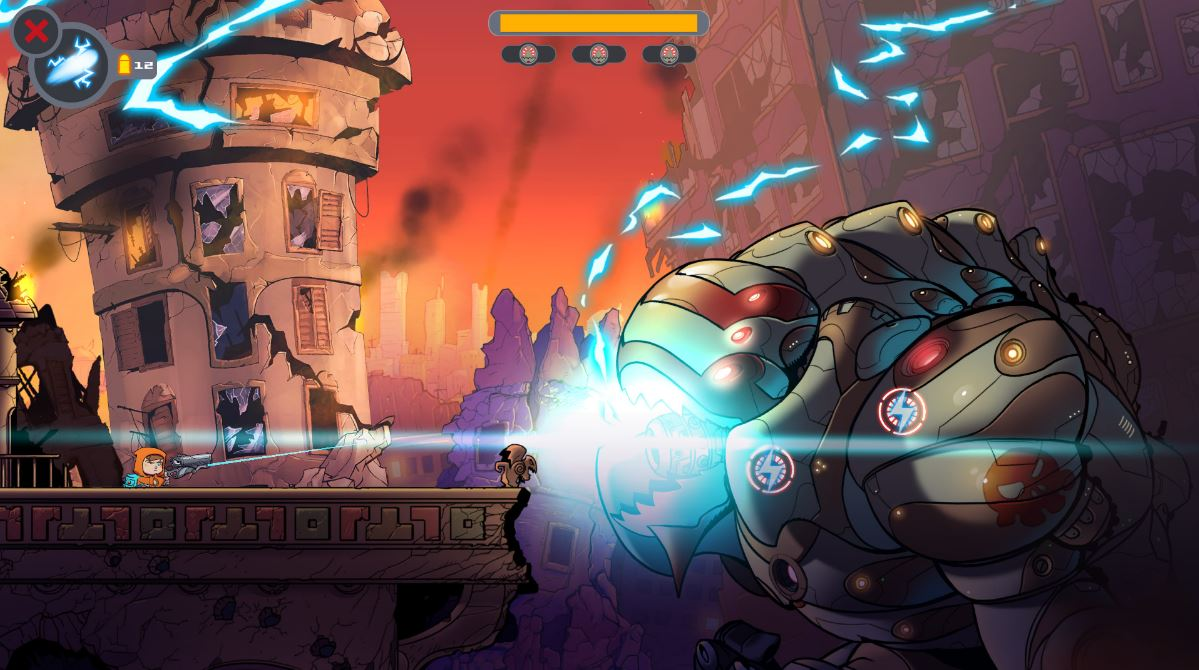 Preview: Rise & Shine is a gamer's game