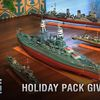 Giveaway: Get a free premium ship in World of Warships, in-game money and more