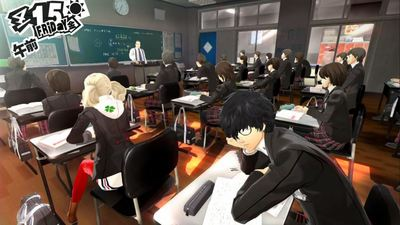 [Watch] 7 minutes of uncut Persona 5 gameplay footage is as sleek as you'd expect