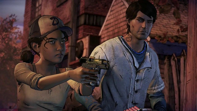 The Walking Dead - A New Frontier Launches Today With Two Episodes