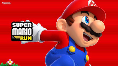 Super Mario Run Jumps Through a record 40 Million Downloads in Four Days