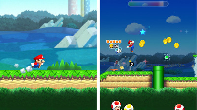 Super Mario Run Adds Friendly Run Mode; Fun Runs Costing No Tickets