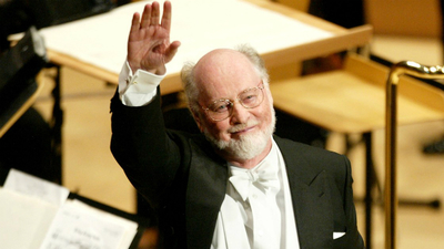 John Williams says he has never seen Star Wars / photo credit: Carlo Allegri, Getty