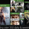 Countdown to 2017: Today's Daily Deal and all Xbox One, 360 games discounted this week (12/23)
