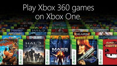 There won't be any more Xbox One backward compatible games until 2017