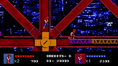 [Watch] Double Dragon 4 Continues the Series in Classic NES Graphics