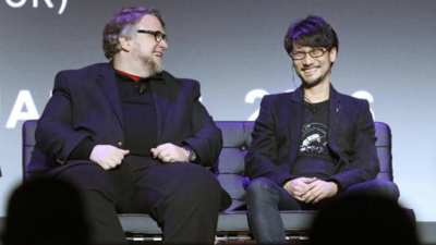 "Guillermo del Toro shares messages of happy holidays and ""f*ck Konami"" (again)"