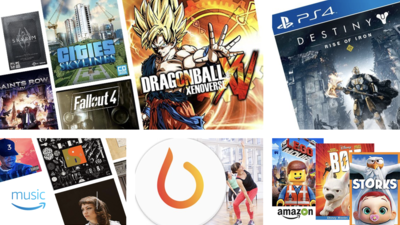 Amazon Digital Day to discount games, movies and more for one day only
