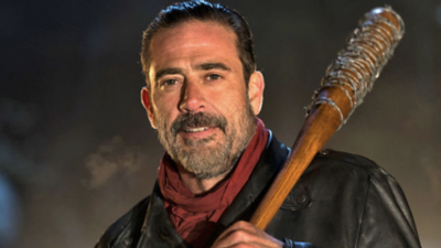 Apparently someone tried to take Negan's baseball bat from The Walking Dead on an airplane