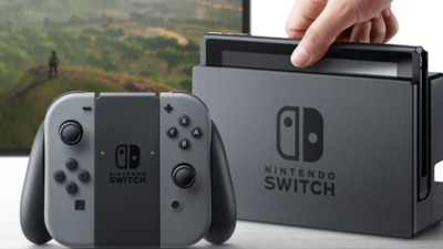 Nintendo Switch: FCC filing confirms Bluetooth, no 3G or LTE support, and more