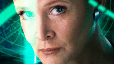 General Leia Has a Bigger Role in Star Wars: Episode VIII, Reported