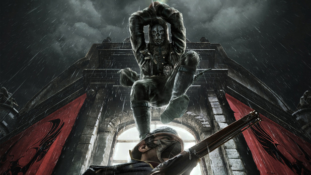 Carrie Fisher recorded some hidden dialogue for Dishonored