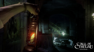 Call of Cthulhu releases new screenshots showing off an atmospheric Lovecraftian experience