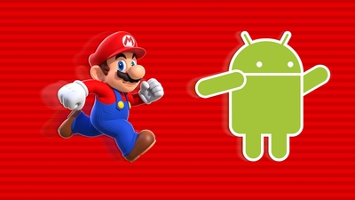 Super Mario Run Gets Pre-Registration Button for Google Play
