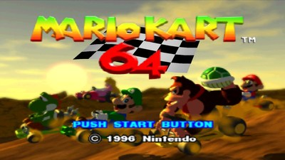 Mario Kart 64 Comes to Wii U Virtual Console for US Tomorrow