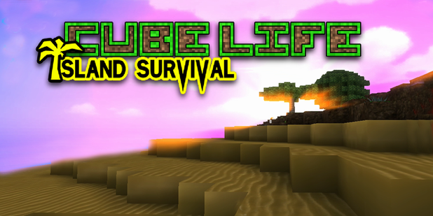 Cube Life: Island Survival Coming to Nintendo Switch