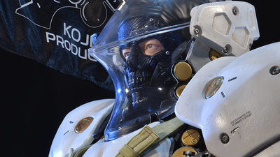 Kojima Productions opens pre-orders for 5 foot statue of company mascot signed by Hideo Kojima