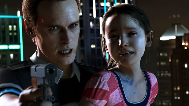 New PlayStation video reveals Detroit: Become Human and Dreams are coming in 2017