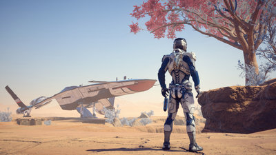 No planned Nintendo Switch Version of Mass Effect: Andromeda