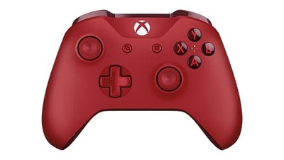 New Red Xbox One Controller This Month, New Thumbsticks