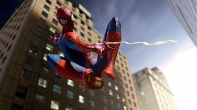 The Amazing Spider-man games No Longer Appear on Nintendo eShop