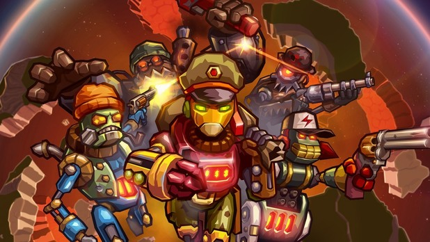 New SteamWorld Title Coming in 2017
