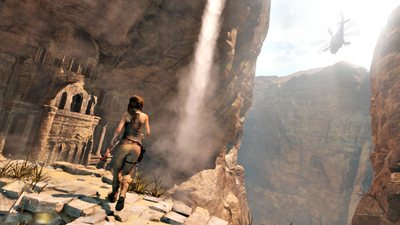 Tomb Raider lead writer departs Crystal Dynamics for 'new adventures'