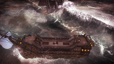 Abandon Ship Looks like FTL Meets Sid Meier's Pirates