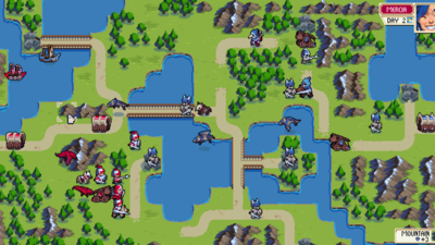 Starbound Developer Chucklefish Shows New Project 'Advance Wars Meets Fire Emblem'