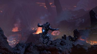 New Mass Effect: Andromeda screenshots come out in the wake of the release date reveal