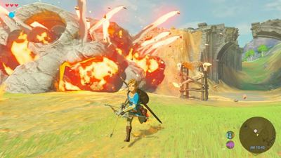 Zelda: Breath of the Wild reportedly to be Nintendo Switch launch title, maybe no in Europe