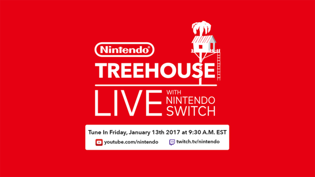 Nintendo's Treehouse Live Event Showcases Upcoming Switch Titles Day After Switch Reveal Event