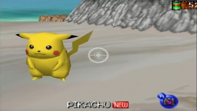 Pokemon Snap is Now Available on the Wii U Virtual Console
