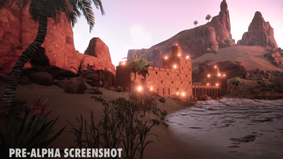 Conan Exiles Trailer Reveals Amazing Looking Building System