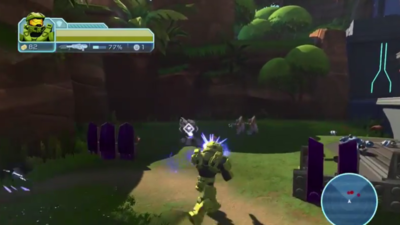 [Watch] Footage from unannounced Mega Bloks Halo game surfaces