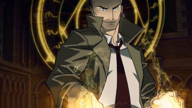 'Constantine' Getting An Animated Series On CW Seed