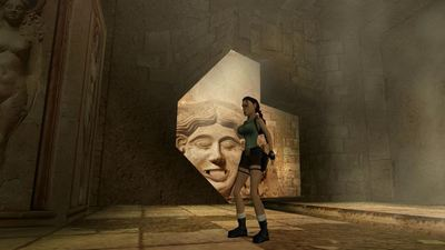 Check out the Tomb Raider 4 fan HD remake that's currently in development