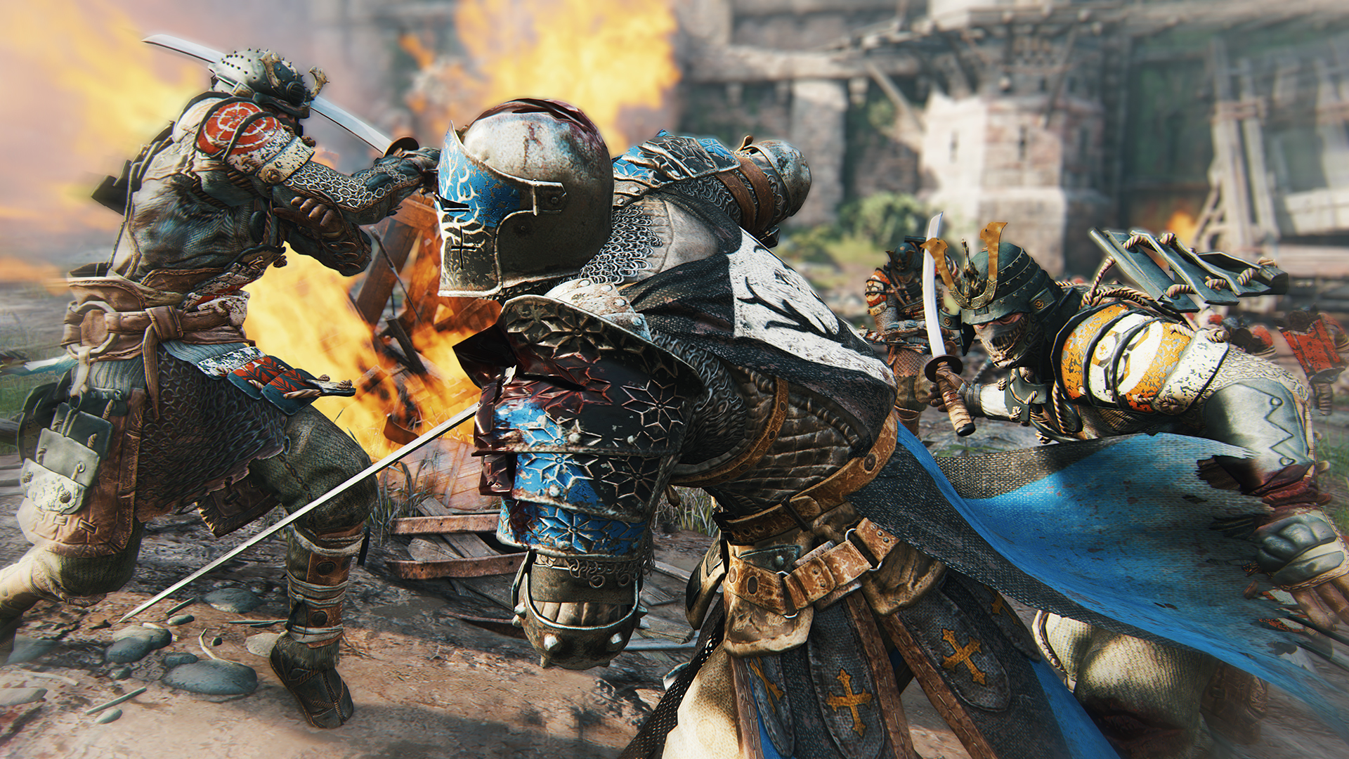 For Honor January closed beta dates confirmed for Xbox One, PS4