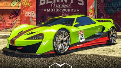 GTA V Online gets a new expensive car