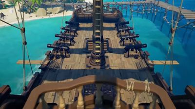 New Sea of Thieves developer video talks sailing and treasure hunting in co-op
