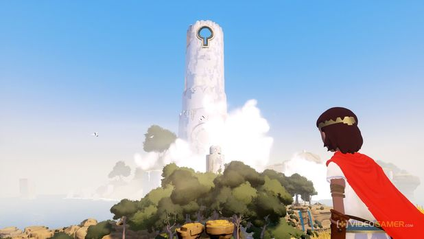 [Watch] Here's the first 27 minutes of Puzzle-Platformer Rime