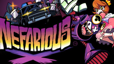 [Watch] Nefarious - Play the Bad guy; Be the Boss Fight