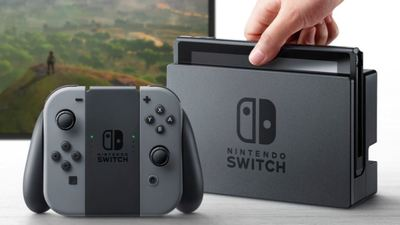 Amazon Nintendo Switch pre-order time confirmed